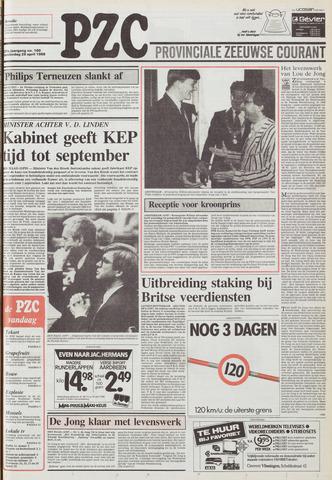 Provinciale Zeeuwse Courant 1988-04-28