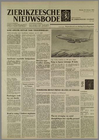 Zierikzeesche Nieuwsbode 1965-02-23