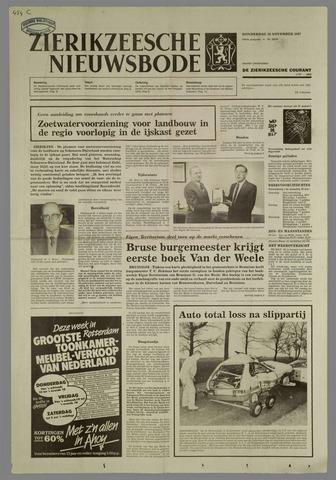 Zierikzeesche Nieuwsbode 1987-11-19