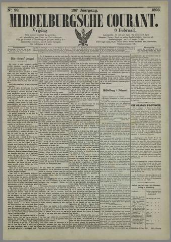 Middelburgsche Courant 1893-02-03