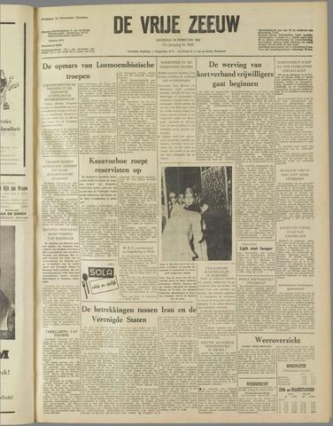 de Vrije Zeeuw 1961-02-28