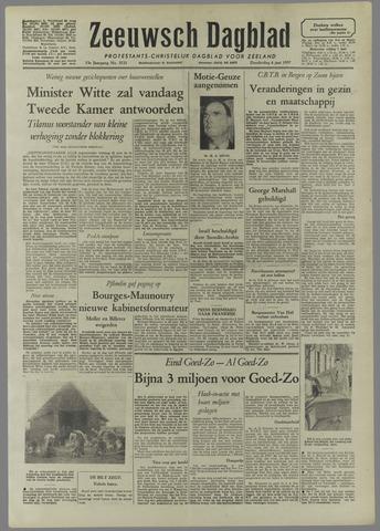 Zeeuwsch Dagblad 1957-06-06