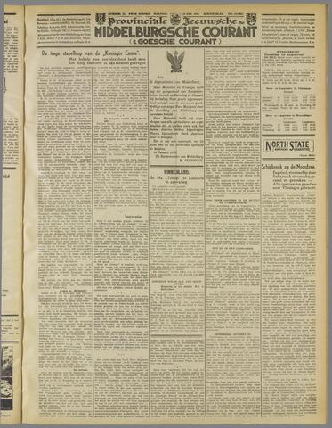 Middelburgsche Courant 1939-01-16