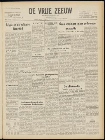 de Vrije Zeeuw 1952-08-09