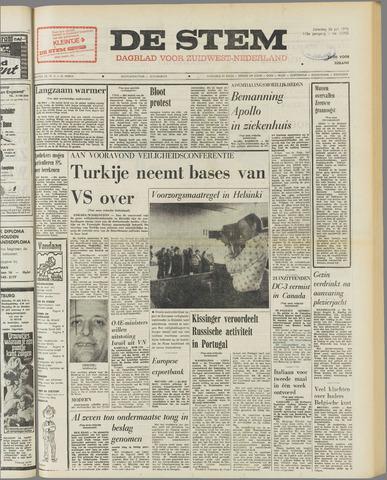 de Stem 1975-07-26