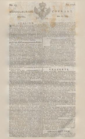 Middelburgsche Courant 1758-07-29