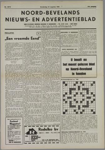 Noord-Bevelands Nieuws- en advertentieblad 1981-08-20