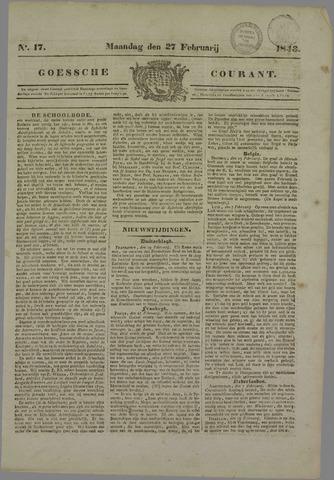 Goessche Courant 1843-02-27