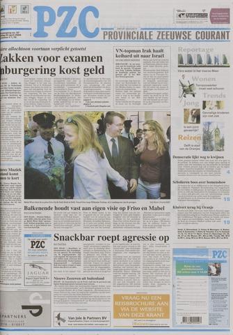 Provinciale Zeeuwse Courant 2004-04-24