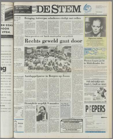 de Stem 1992-11-25
