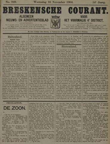 Breskensche Courant 1904-11-16