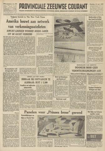 Provinciale Zeeuwse Courant 1960-05-10