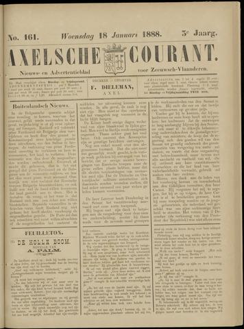 Axelsche Courant 1888-01-18