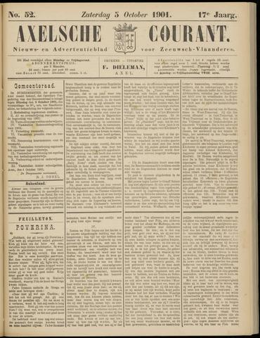 Axelsche Courant 1901-10-05