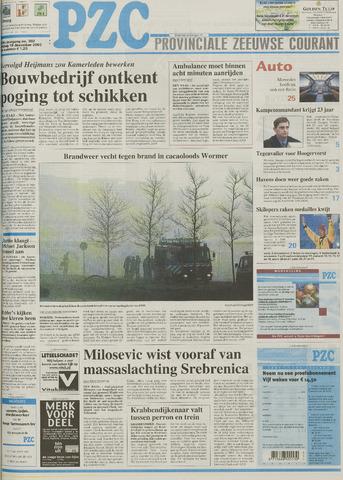 Provinciale Zeeuwse Courant 2003-12-19