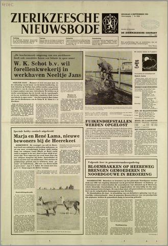 Zierikzeesche Nieuwsbode 1984-09-04
