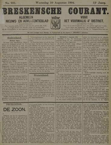 Breskensche Courant 1904-08-10