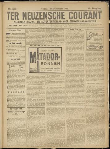 Ter Neuzensche Courant. Algemeen Nieuws- en Advertentieblad voor Zeeuwsch-Vlaanderen / Neuzensche Courant ... (idem) / (Algemeen) nieuws en advertentieblad voor Zeeuwsch-Vlaanderen 1928-12-28