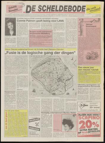 Scheldebode 1996-01-03