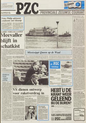 Provinciale Zeeuwse Courant 1987-03-13
