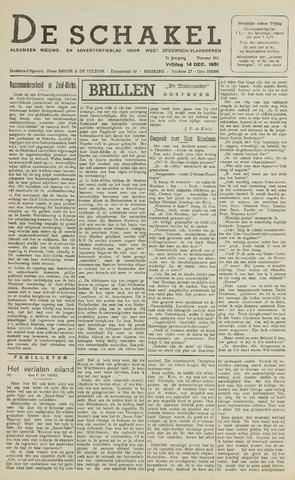 De Schakel 1951-12-14