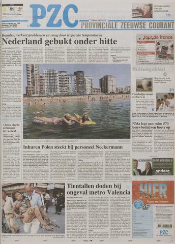 Provinciale Zeeuwse Courant 2006-07-04
