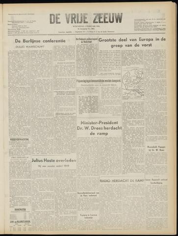 de Vrije Zeeuw 1954-02-03