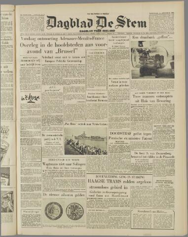 de Stem 1954-08-18