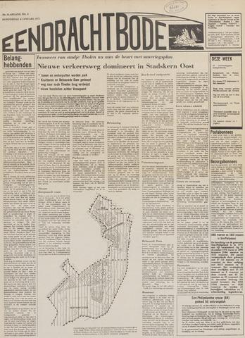 Eendrachtbode (1945-heden)/Mededeelingenblad voor het eiland Tholen (1944/45) 1972