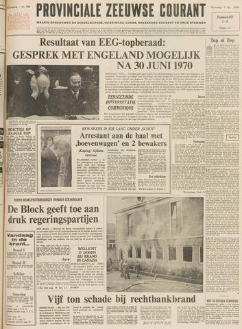 Provinciale Zeeuwse Courant 1969-12-03