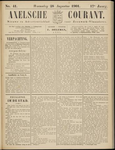 Axelsche Courant 1901-08-28