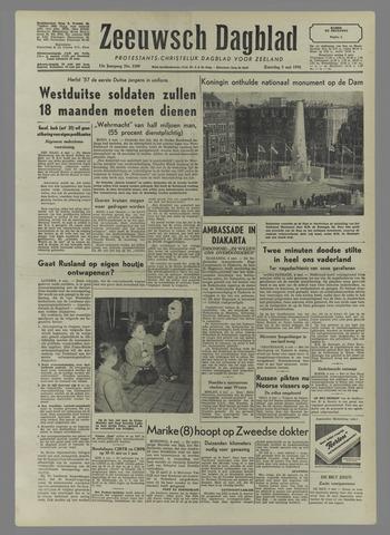 Zeeuwsch Dagblad 1956-05-05