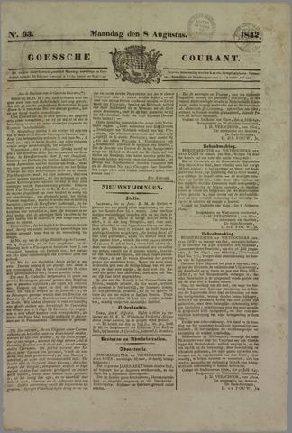Goessche Courant 1842-08-08