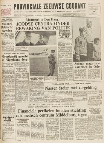 Provinciale Zeeuwse Courant 1970-02-16