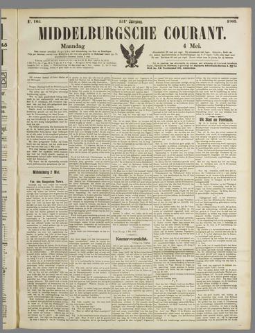 Middelburgsche Courant 1908-05-04