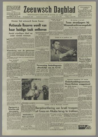 Zeeuwsch Dagblad 1957-03-01
