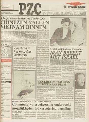 Provinciale Zeeuwse Courant 1979-02-19