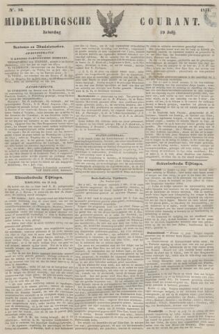 Middelburgsche Courant 1851-07-19