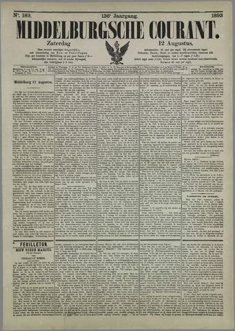 Middelburgsche Courant 1893-08-12