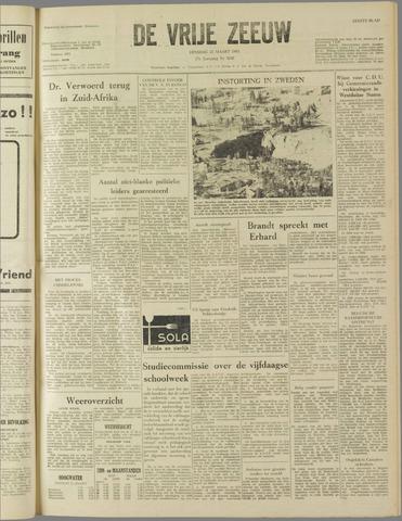 de Vrije Zeeuw 1961-03-21