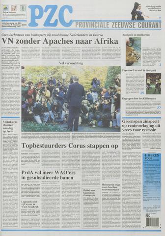 Provinciale Zeeuwse Courant 2000-12-06