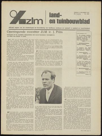 Zeeuwsch landbouwblad ... ZLM land- en tuinbouwblad 1970-12-09