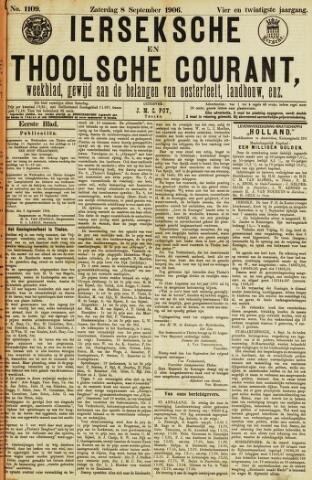 Ierseksche en Thoolsche Courant 1906-09-08