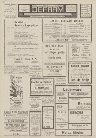 de Faam en de Faam/de Vlissinger 1963-06-28