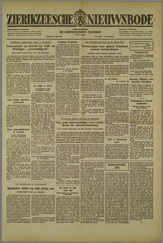 Zierikzeesche Nieuwsbode 1952-05-13