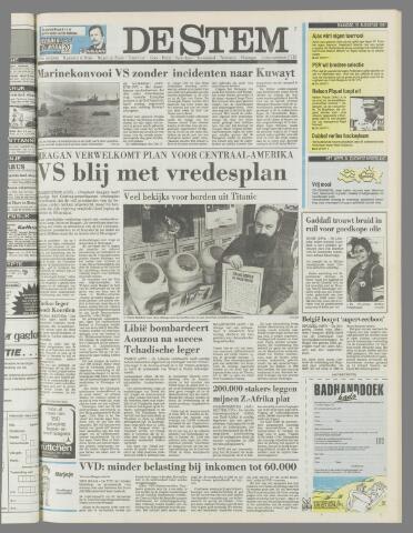 de Stem 1987-08-10