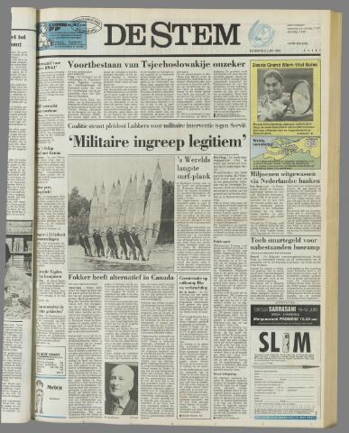 de Stem 1992-06-09