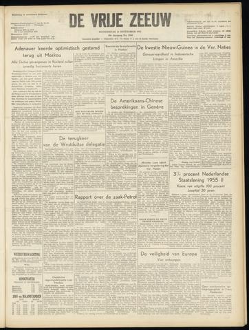 de Vrije Zeeuw 1955-09-15