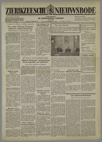 Zierikzeesche Nieuwsbode 1954-02-12