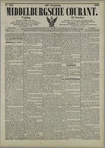 Middelburgsche Courant 1893-10-13